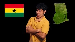 Download Geography Now! Ghana Video