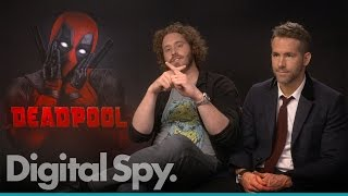 Download Ryan Reynolds on Deadpool 2, X-Men crossover and China ban Video