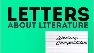 Download Letters About Literature: Library of Congress National Writing Competition Video