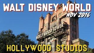 Download WALT DISNEY WORLD VACATION NOV 2016   HOLLYWOOD STUDIOS Video