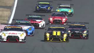 Download The ULTIMATE GT-R Race, GT500 vs GT3 vs GT300 vs all the GT-R's - the NISMO GP 2017! Video