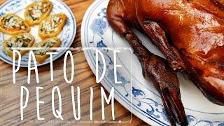 Download PATO DE PEQUIM | Coisas que Nunca Comi na China Video