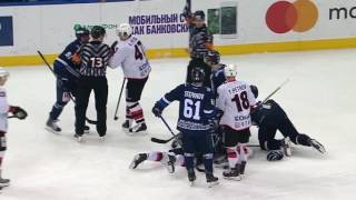 Download KHL Fight: N.Komarov VS N.Belov Video