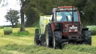 Download silage 2011 fiatagri & krone balers first cut Video