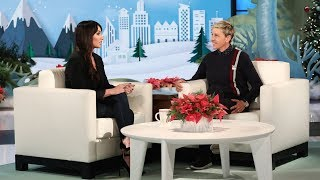 Download 'Molly's Game' Inspiration Molly Bloom Chats with Ellen Video
