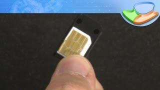 Download Como transformar um chip SIM em microSIM e nanoSIM [Dicas] - Tecmundo Video