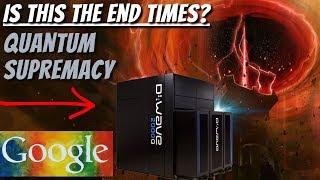 Download Googles New Quantum Computer - Is It The Sign of End Times? | Google Quantum Computer News Video