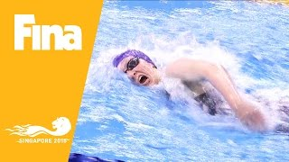 Download Day 1 Highlight of World Junior Swimming Championships in Singapore Video