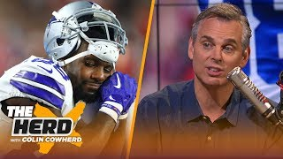 Download Colin thinks Dez Bryant is NFL's most 'self-deluded player' over the last decade | NFL | THE HERD Video