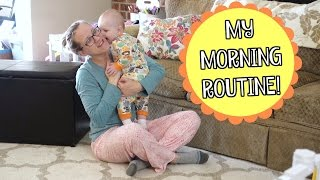Download MY MORNING ROUTINE! Spring 2017 | STAY AT HOME MOM MORNING ROUTINE| Mommy Etc Video