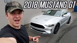 Download HE BOUGHT A 2018 MUSTANG GT! (Loud2v's Replacement!) Video