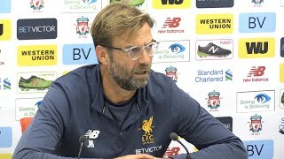 Download Jurgen Klopp Full Pre-Match Press Conference - Liverpool v Manchester United - Premier League Video