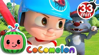 Download Take Me Out to the Ball Game | +More Nursery Rhymes & Kids Songs - CoCoMelon Video