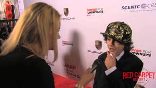 Download Emjay Anthony #Chef at the 14TH Annual Movies for Grownups Awards Gala #Movies4Grownups Video