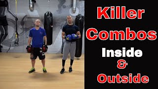 Download KILLER BOXING COMBOS | Inside and outside fighters | JT Van V Video