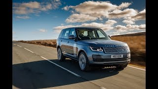 Download 2018 Range Rover P400e Review | Refining the ultimate luxury SUV. | ZigWheels Video