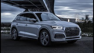 Download THE BEST SUV? - NEW 2018 AUDI Q5 quattro S-line - (Details, exterior, slow motion drift etc) Video