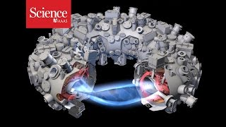 Download Fusion reactor designed in hell makes its debut Video
