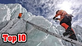 Download Top 10 AMAZING FACTS About MT. EVEREST Video