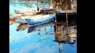 Download ALEXEI ZAITSEV - PINTOR RUSO Música LUDOVICO EINAUDI ″Passagio″ Video