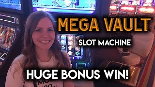 Download CRAZY HUGE WIN on MEGAVAULT Slot Machine! *Down to the wire!!!* Video