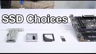 Download Choosing the right SSD: SATA, M.2, PCIe, and NVMe explained by JJ Video