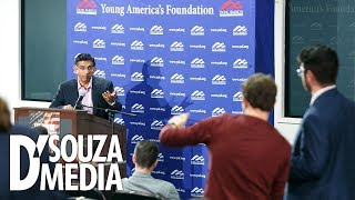 Download NO HOLDS BARRED: Dinesh D'Souza's top 5 campus moments from Fall 2018 Video