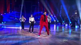 Download Chris Brown Live on Dancing With The Stars Video