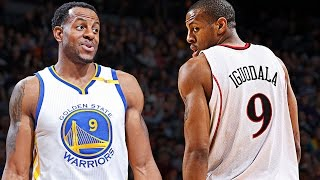 Download Andre Iguodala's BEST Play Each Season In The NBA! (04-16 Season) Video