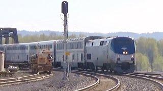 Download Amtrak's ″Baby Builder″ - Empire Builder #28 Video