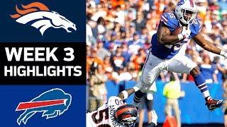 Download Broncos vs. Bills | NFL Week 3 Game Highlights Video