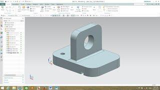 Download [Tự học NX] Bài 2: Vẽ 2D với Sketch và dựng khối 3D với Extrude trên NX 10 Video