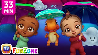 Download Rain Rain Go Away & Many More Popular 3D Nursery Rhymes Collection by ChuChu TV Funzone Video
