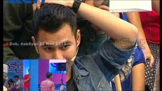 Download Dahsyat 24 Nov 13 - Syahanaz Tidak Rela Billy Dikerjain & Raffi Ahmad Malu Tapi Mau Dengan Gigi Video