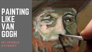 Download Painting like Van Gogh Video