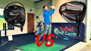 Download *BRAND NEW* Callaway Fusion vs Big Bertha Alpha - Golf Reviews Video