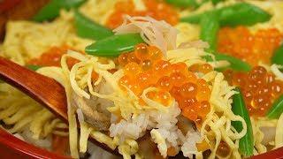 Download Hinamatsuri Chirashizushi ひな祭りのちらし寿司 作り方レシピ Video
