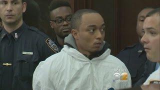 Download Suspected Cop Killer In Court Video