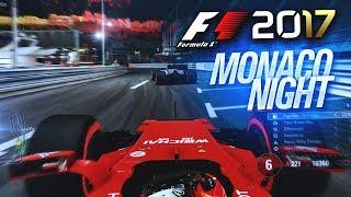 Download F1 2017 GAMEPLAY: MONACO NIGHT RACE Video