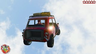 Download GTA 5 Online: Getting Wrecked! - GTA 5 Mini-Games Online Gameplay w/ The Crew Video