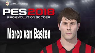 Download PES 2018 - van Basten Video