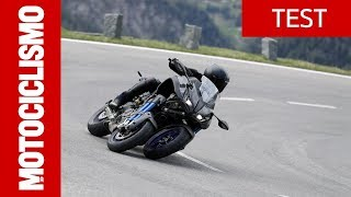 Download Yamaha Niken - Test - Motociclismo Video