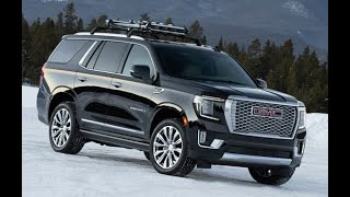 Download 2021 GMC Yukon - a Very Refined-Looking SUV ! Video