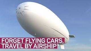 Download Big blimp dreams: Sergey Brin's secret airship Video