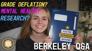 Download UC Berkeley Q&A I Parties? Major? Grade Deflation? Research? Mental Health? Video