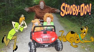 Download Scooby Doo and Big Foot too with Shaggy a Silly Scary Cartoon Parody Adventure Kids YouTube Video Video