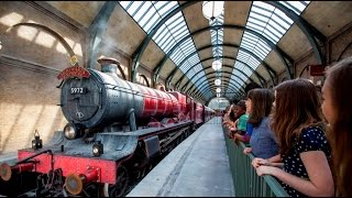 Download Hogwarts Express Complete Experience HD (Diagon Alley To Hogsmeade) - Universal Orlando Video