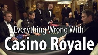 Download Everything Wrong With Casino Royale In 12 Minutes Or Less Video