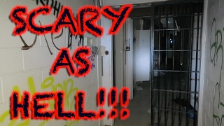 Download HAUNTED MAXIMUM SECURITY PRISON 24 HOUR OVERNIGHT CHALLENGE (SCARY AF) | OmarGoshTV Video