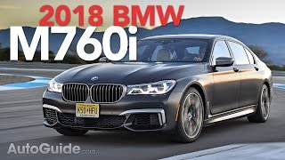 Download 2018 BMW M760i Review Video